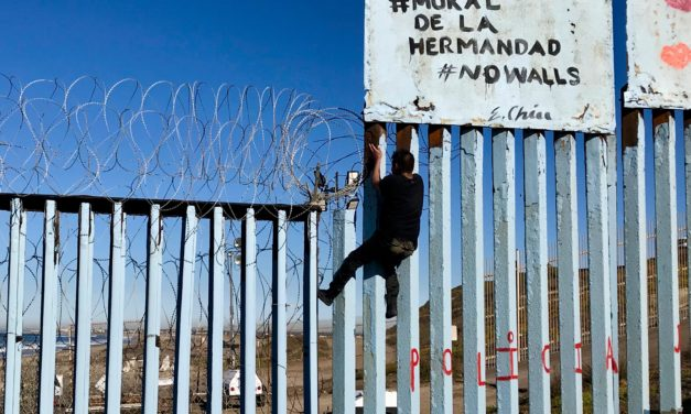 Stranded in no-man's-land—Laney reporter travels U.S-Mexico border to document chaos