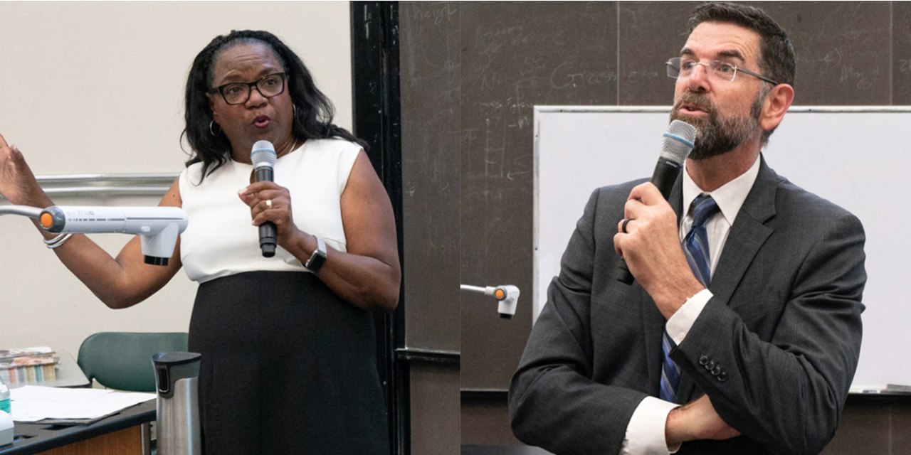 Chancellor finalists attend series of public forums at Peralta
