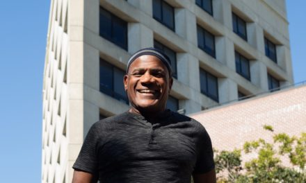 Life after justice: Exonerated student begins new chapter at Laney College