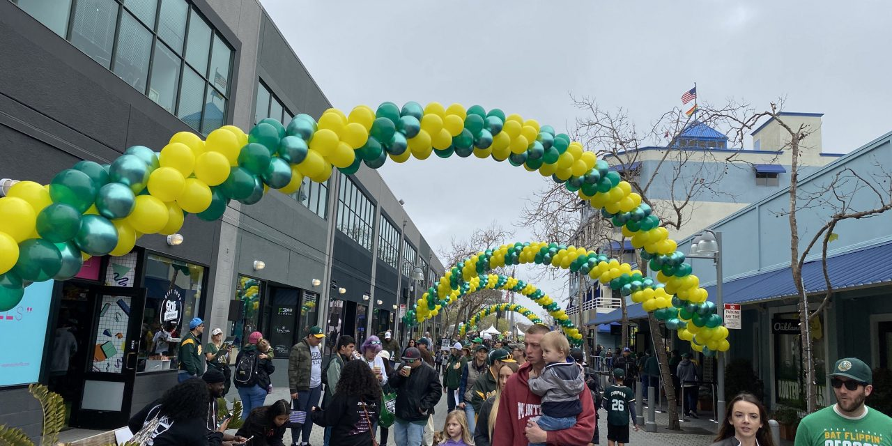 Thousands attend Oakland A's FanFest on brink of 2020 season