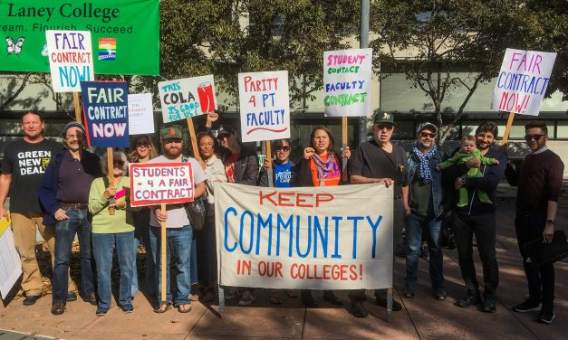 District-wide class cuts provoke faculty outcry