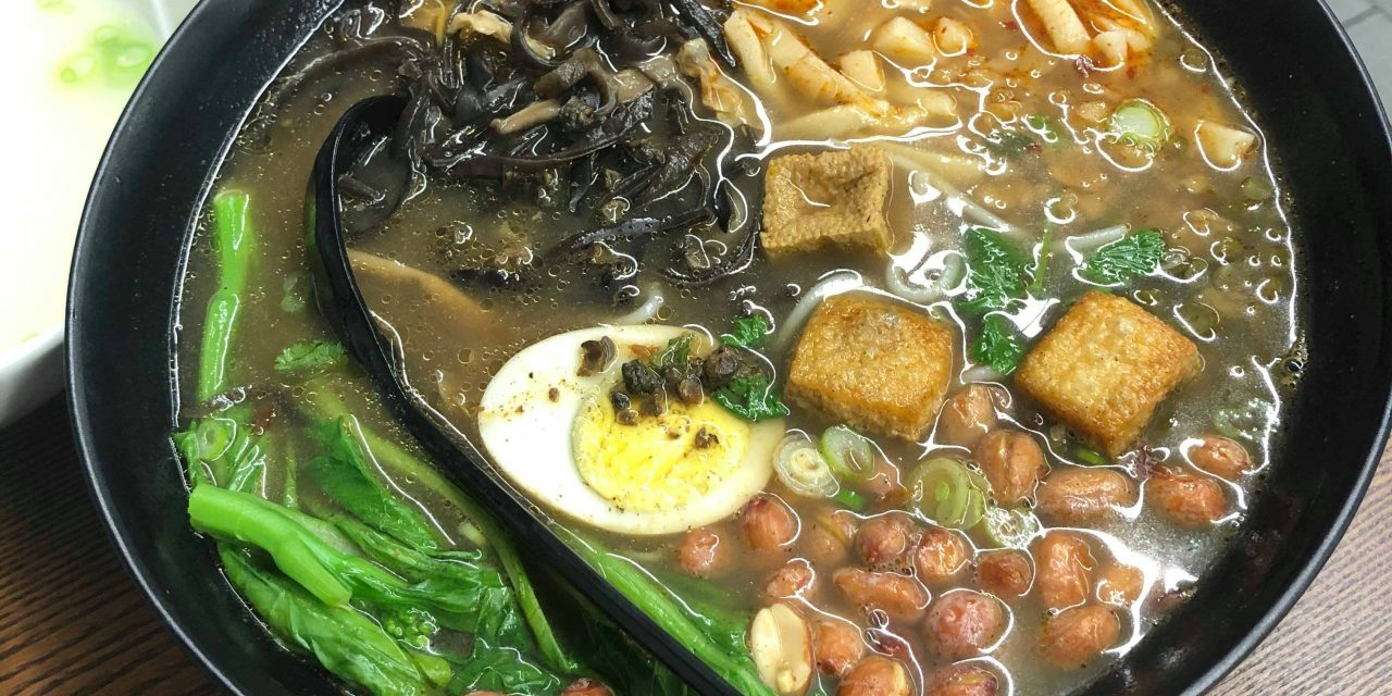 CHRONICLING CHINESE CUISINE: R' Noodles