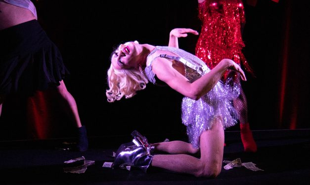 "Heartbreak and seduction at ""Valentine's is a Drag"""