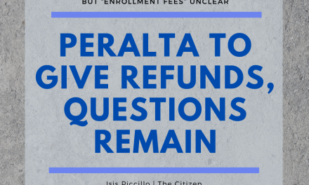 Peralta to give refunds, questions remain
