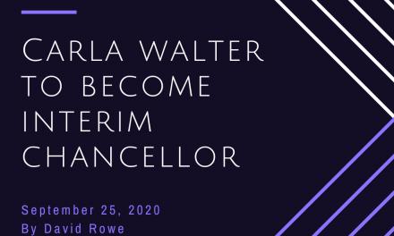 Peralta Board gives nod to Walter as Interim Chancellor