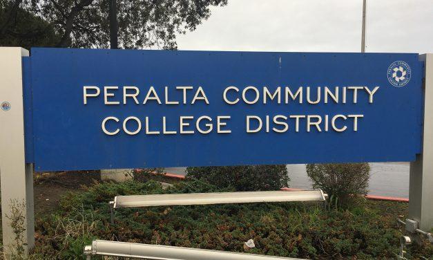 Peralta spring 2021 semester officially remote