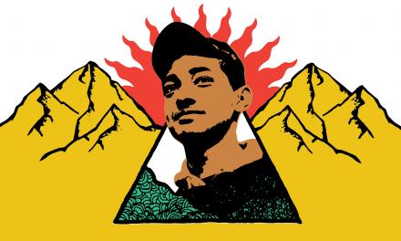 Amado Khaya Canham Rodriguez: Laney Student, Bay Area Native and Son of the People