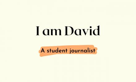 Inside our newsroom: David