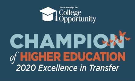 Three Peralta Colleges Recieve Equity Champion of Higher Education Award