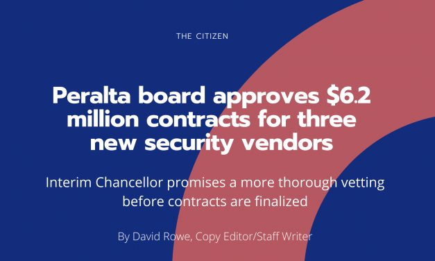 Peralta board approves $6.2 million contracts for three new security vendors