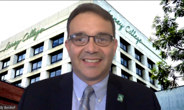 Dr. Rudy Besikof set to lead at Laney