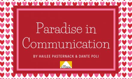 Paradise in Communication