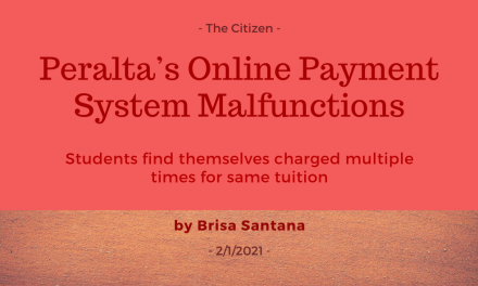 Peralta's Online Payment System Malfunctions