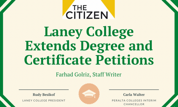 Laney College Extends Deadline for Degree and Certificate Petitions