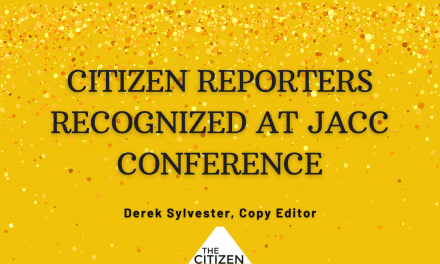 Citizen Reporters Recognized at JACC Conference