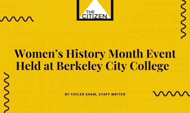 Women's History Month Event Held At Berkeley City College