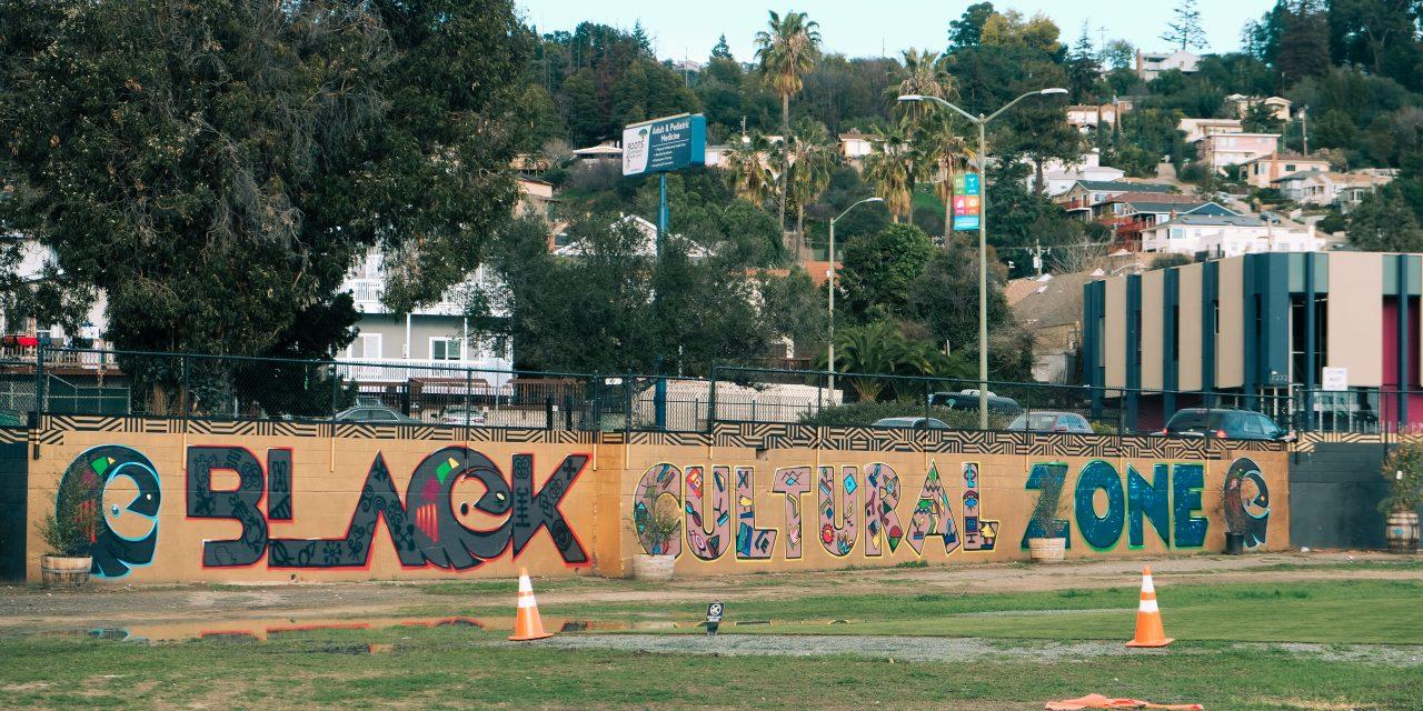 Akoma Market: East Oakland's Vision Board