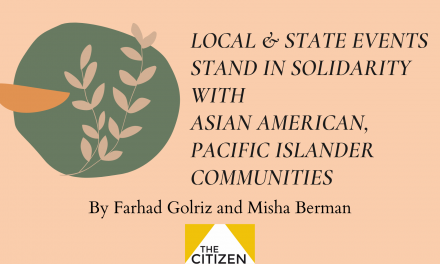 Local & State Events Stand In Solidarity With Asian American, Pacific Islander Communities