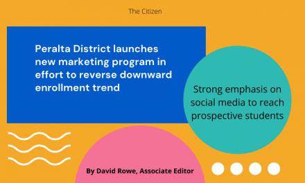Peralta District launches new marketing program in effort to reverse downward enrollment trend