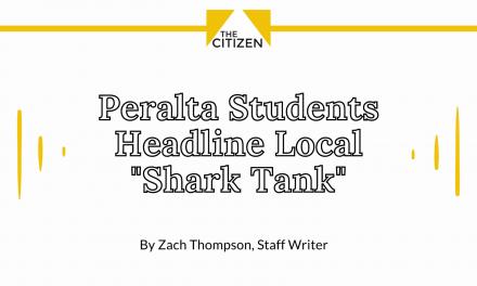 "Peralta Students Headline Local ""Shark Tank"""
