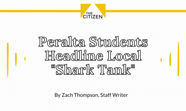 "Peralta Students Headline Local ""Shark Tank"""