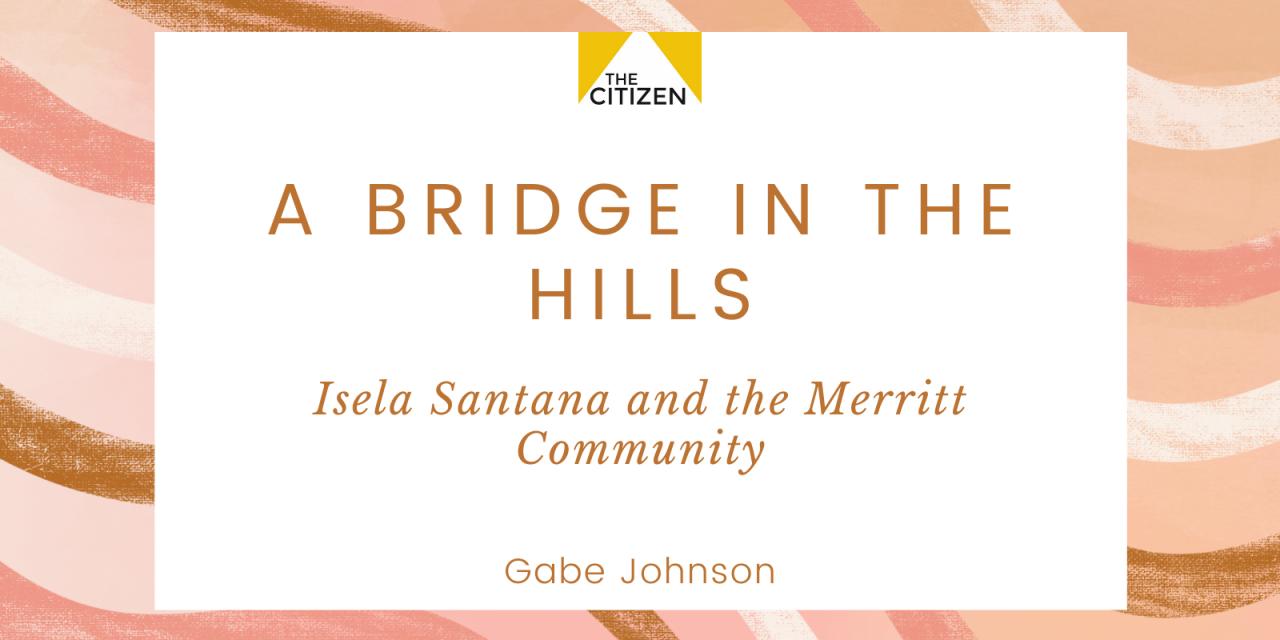 A Bridge in the Hills