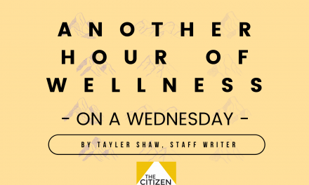 Another Hour of Wellness On a Wednesday: Meditation and Well Being