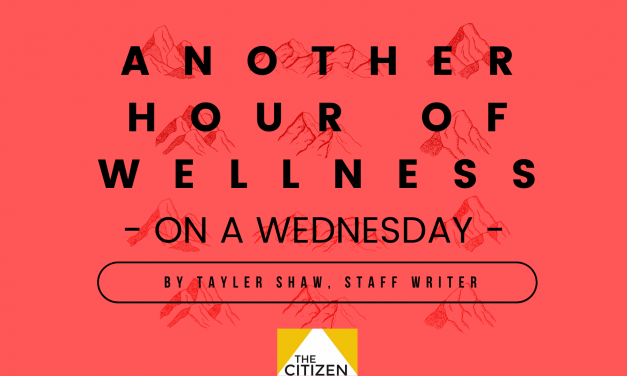 Another Hour of Wellness on a Wednesday: Changing One's Mindset