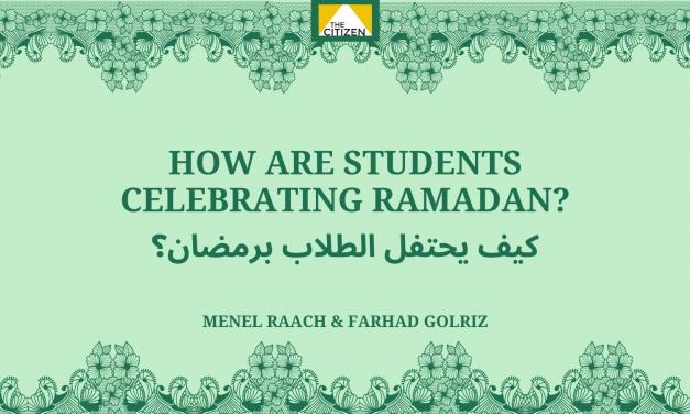 How Are Students Celebrating Ramadan?
