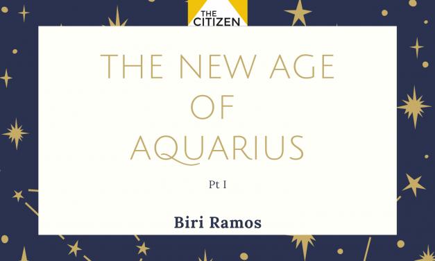 The New Age Of Aquarius, Pt 1