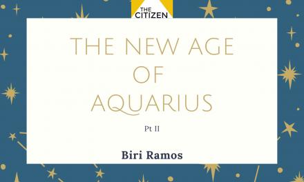 The New Age Of Aquarius Pt II