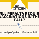 Will Peralta Require Vaccinations in the Fall?