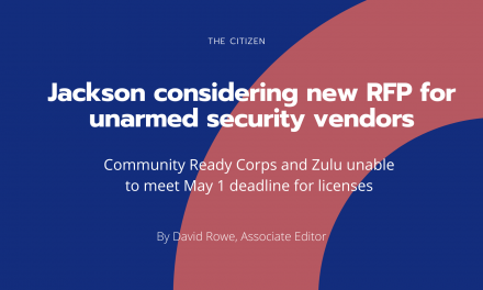 Jackson considering new RFP for unarmed security vendors