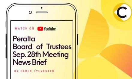 Board of Trustees Meeting Video Brief!