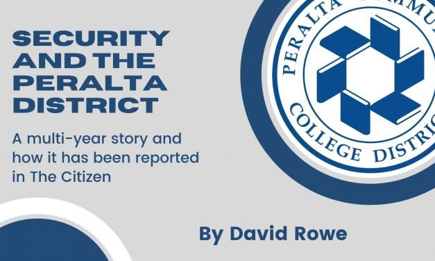 Security & the Peralta District